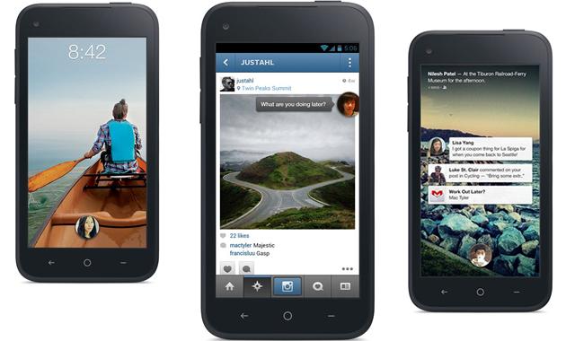 """Facebook als Herz fürs Smartphone: """"Home"""" greift Apple an"""